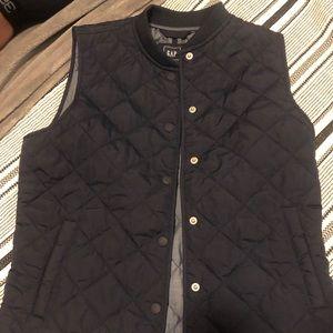 Navy GAP vest